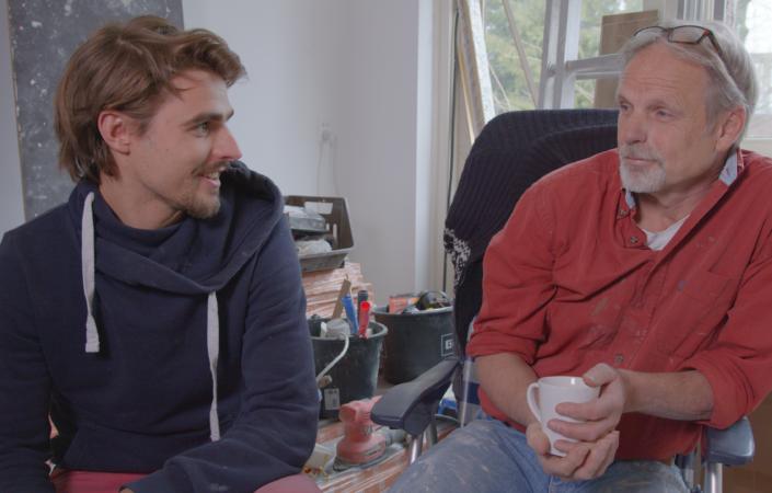 Namens Nationale-Nederlanden maakten we een mini-docu over Julian. Dankzij een schenking van zijn vader kon hij toch een huis kopen.