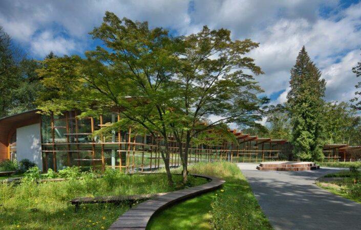 Het kantoorpand van CFP Green Buildings: De Staart in Apeldoorn