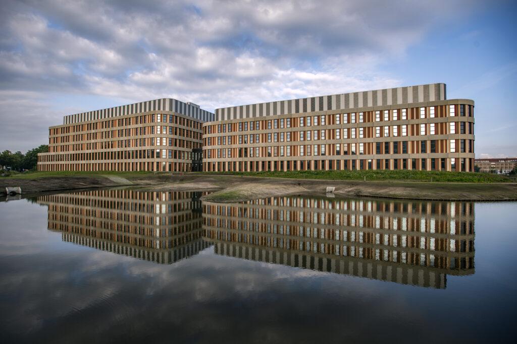 Beschrijving projectcasus duurzame nieuwbouw Amphia Breda