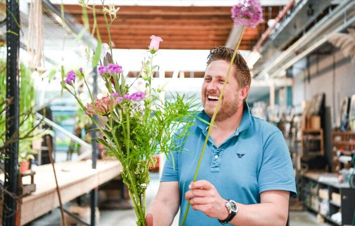 Blogserie namens Nationale-Nederlanden over ondernemers en hun financiën.