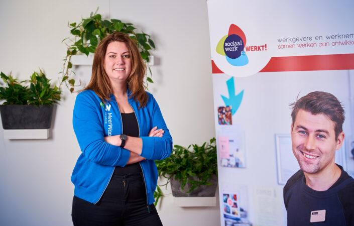 Simone Duin is Sociaal Werker van het Jaar