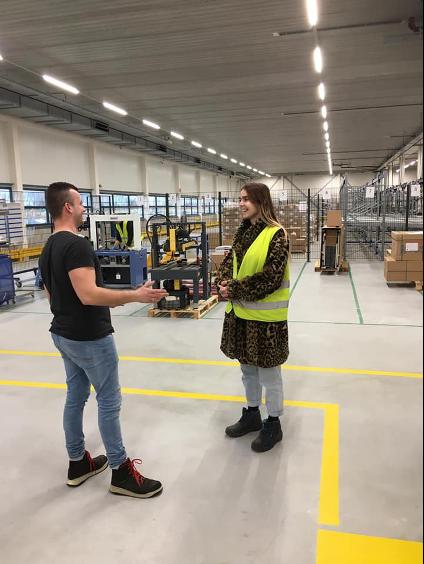 Contentbueau Beklijf op bezoek bij de Medical Export Group