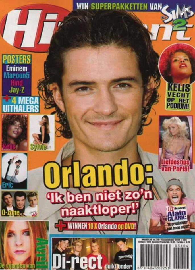 Cover van Hitkrant