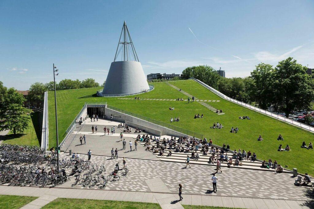 Gebouw TU Delft
