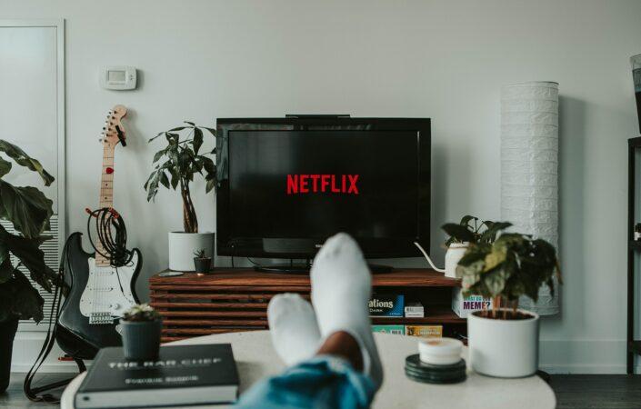 Series kijken op Netflix
